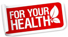 health sticker